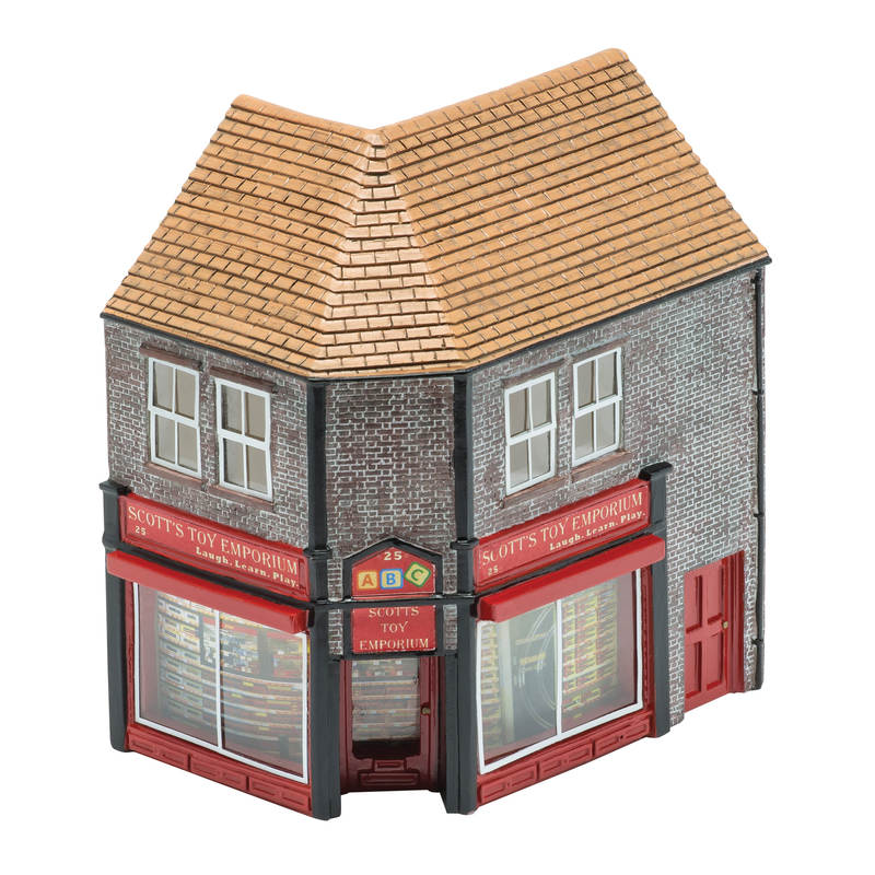 Hornby R9829 The Toy Shop