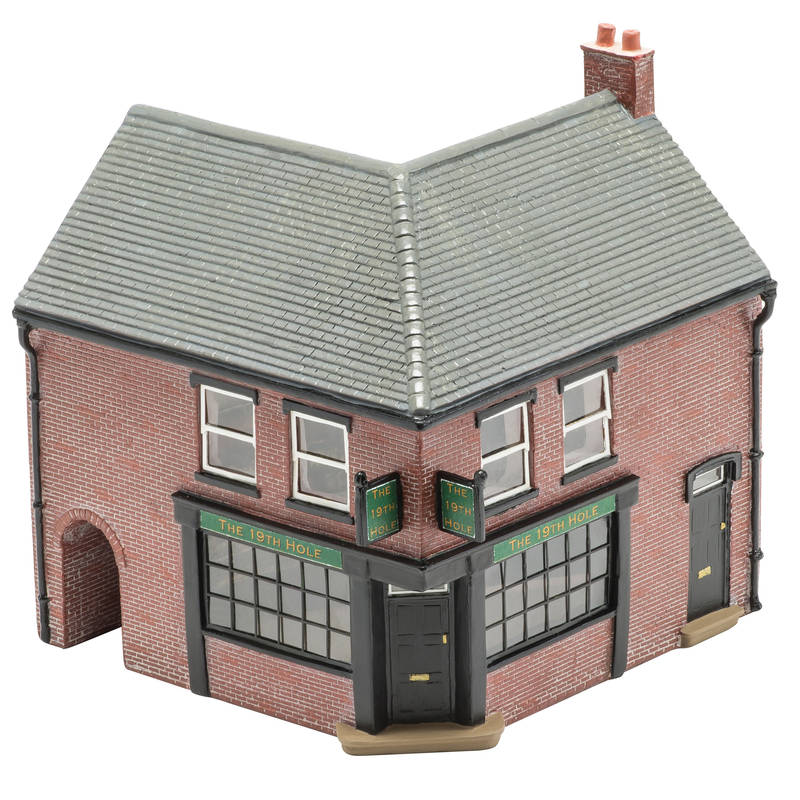 Hornby R9833 Corner Pub