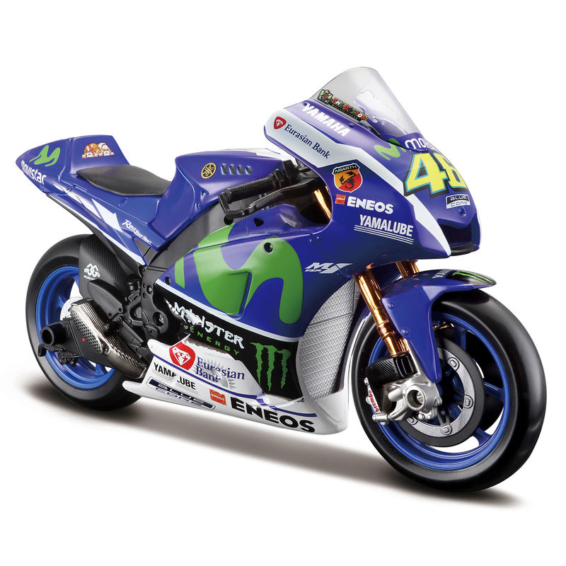 1:10 Movistar- Fiat Yamaha- 2016 Season (#46 Rossi)