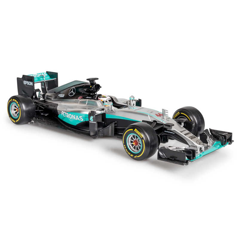1:18 Mercedes Amg - 2016 Season (Hamilton)