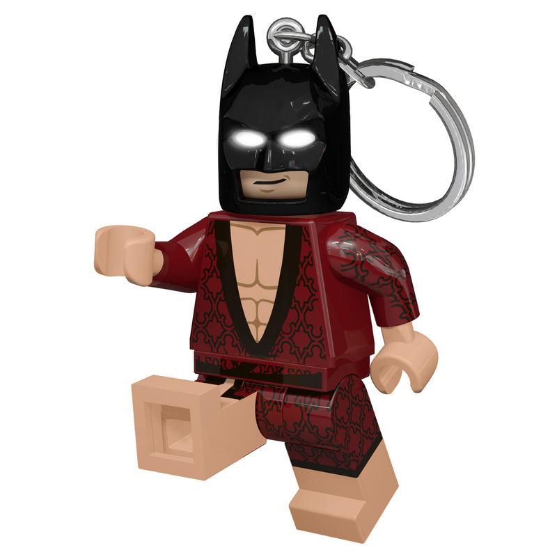 Lego Batman Movie Key Light - Batman Kimono