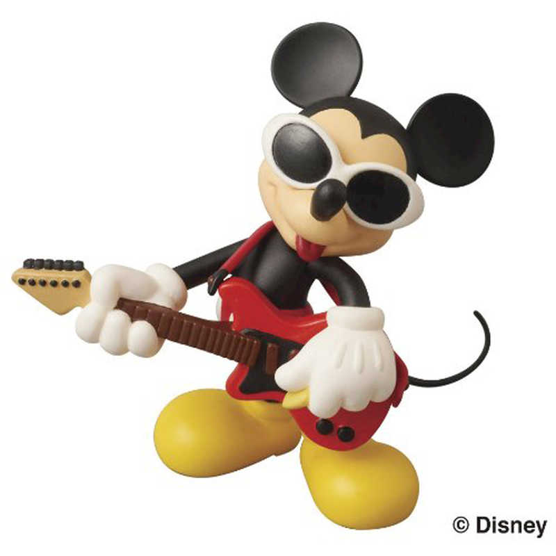 Grunge Mickey Mouse Vinyl Collector Figure