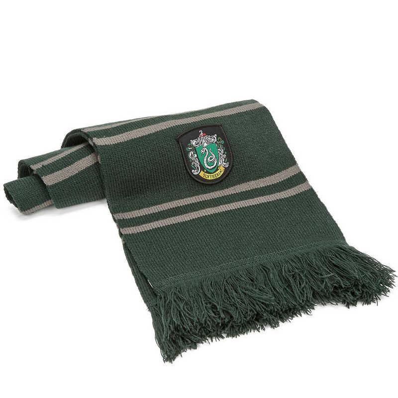 Harry Potter Scarf Slytherin