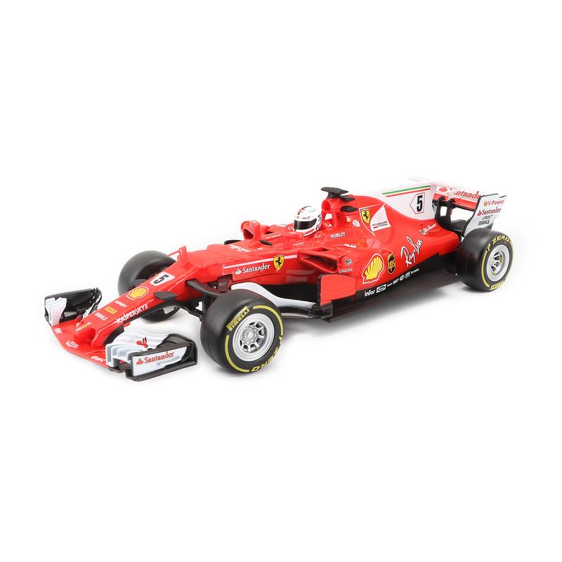 1:24 Rc Ferrari- 2017 Season (#5 Vettel)