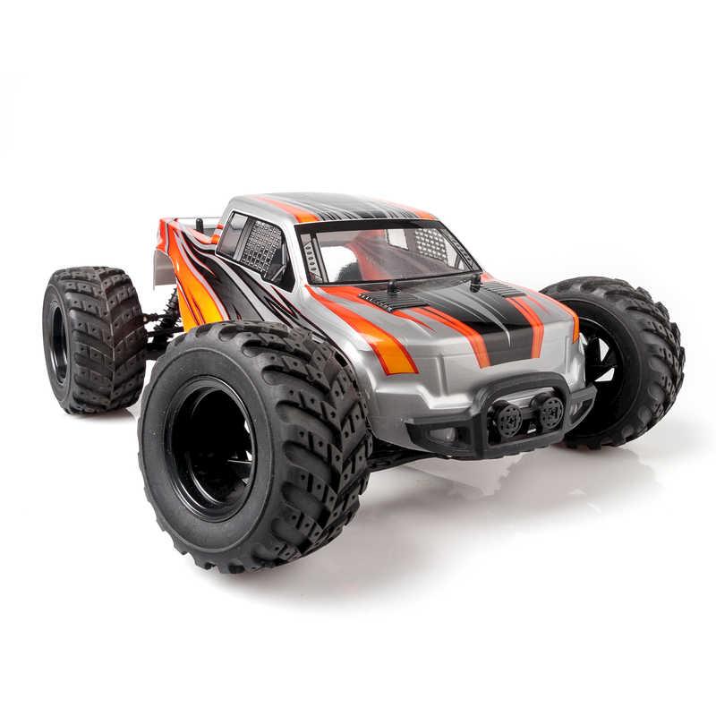 Rc Ground Crusher Monster Truck Orange