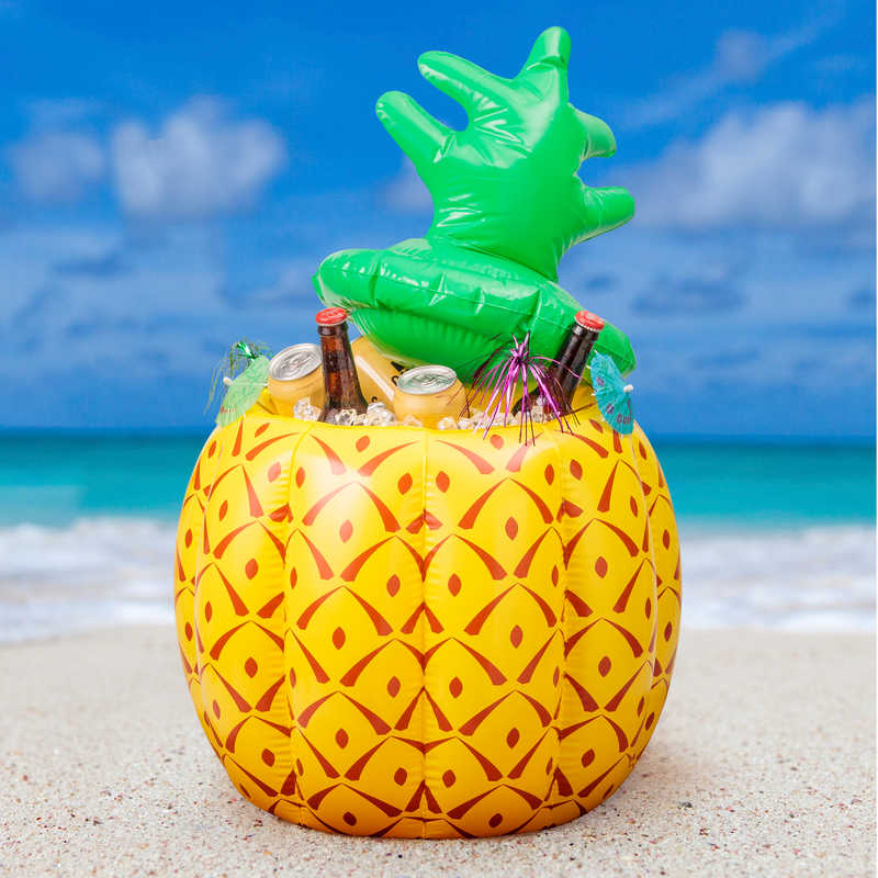 Xx  Inflatable Pineapple Cooler