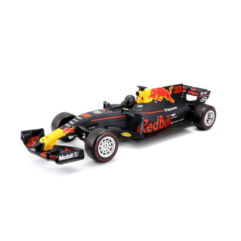 1:24 Rc Red Bull  2017 Season (#33 Verstappen)