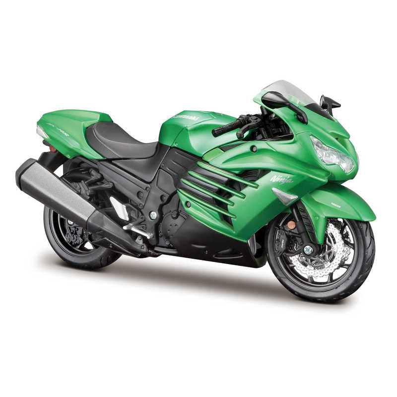 1:12 Al Motorcycles Kawasaki Ninja Zx 14r