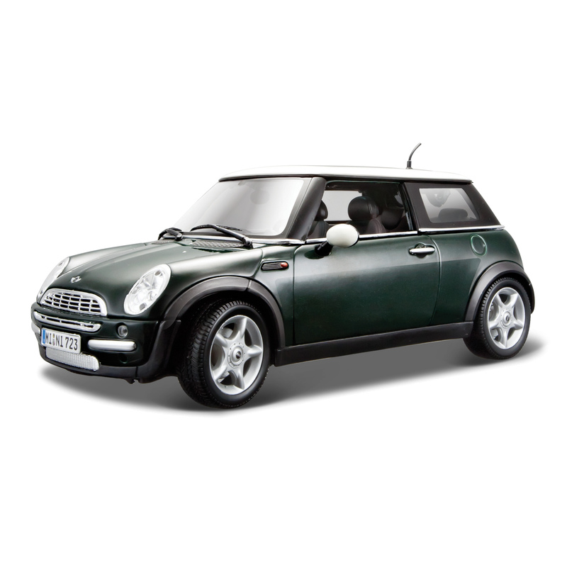1:18 Mini Cooper With Sun Roof