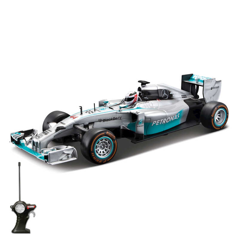 1:24 Rc Mercedes Amg Team   2014 Season (Lewis Hamilton)
