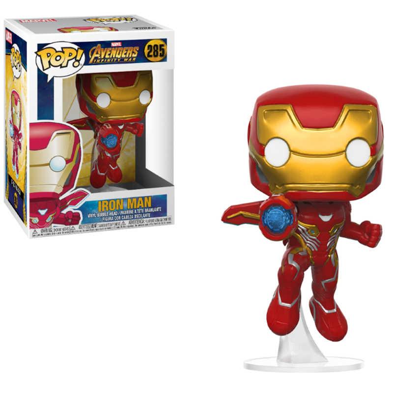 Pop! Bobble: Marvel Avengers Infinity War - Iron Man
