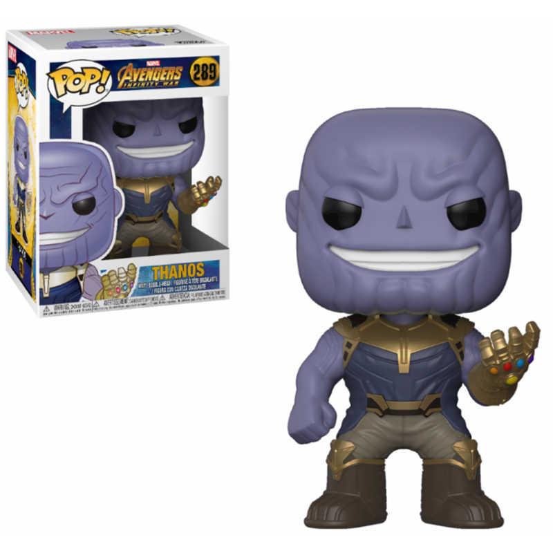 Pop! Bobble: Marvel Avengers Infinity War - Captain America