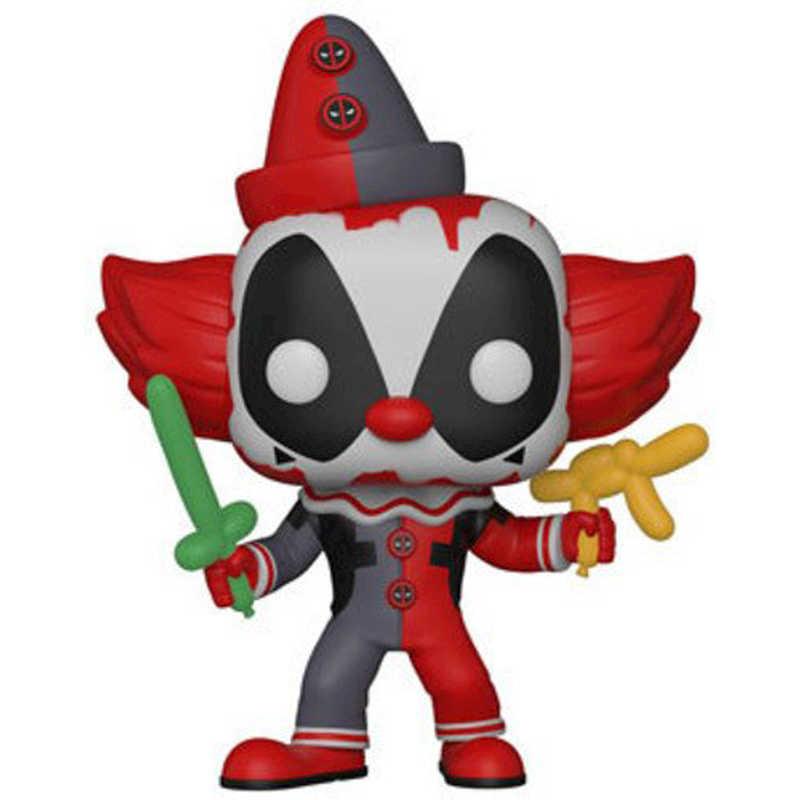 Pop! Bobble: Marvel Deadpool Playtime - Deadpool Clown