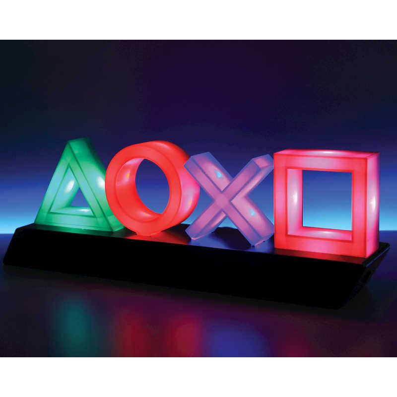 Play Station Icon Light