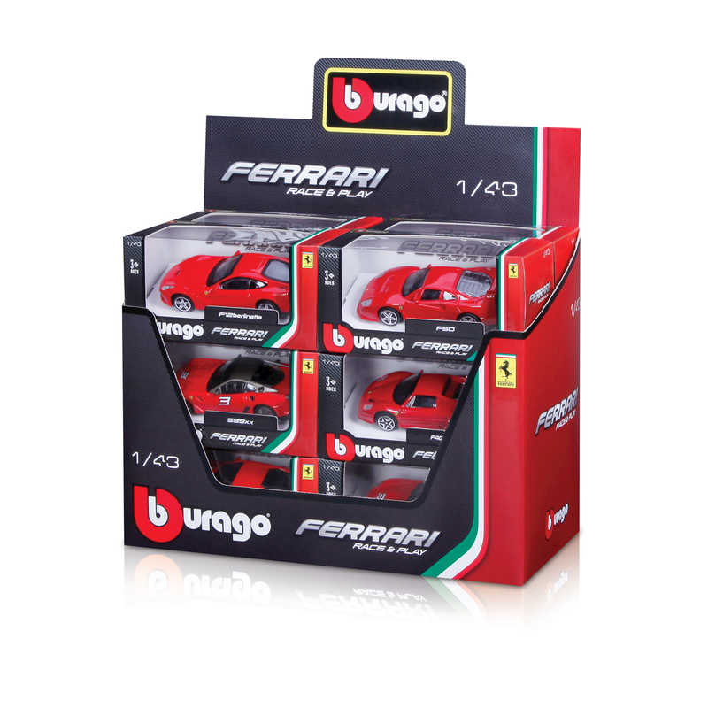 Bburago 18 36100 Ferrari Race And Play 1:43
