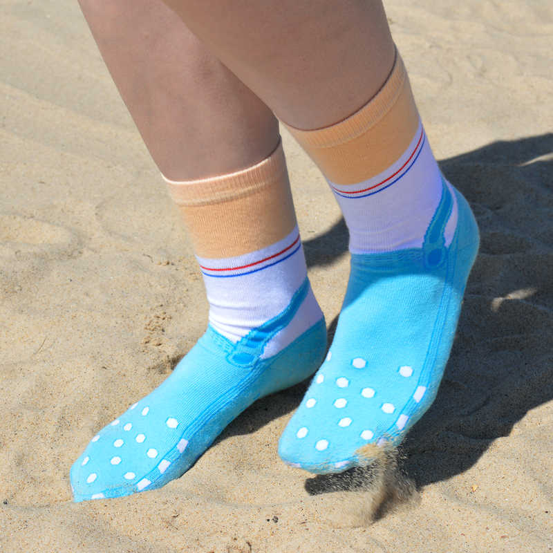 Silly Socks - Cloggs (Size 5-11)