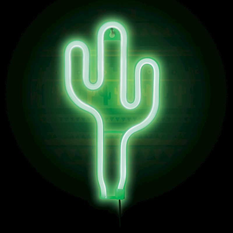Lumo Cactus Led Neon  Light
