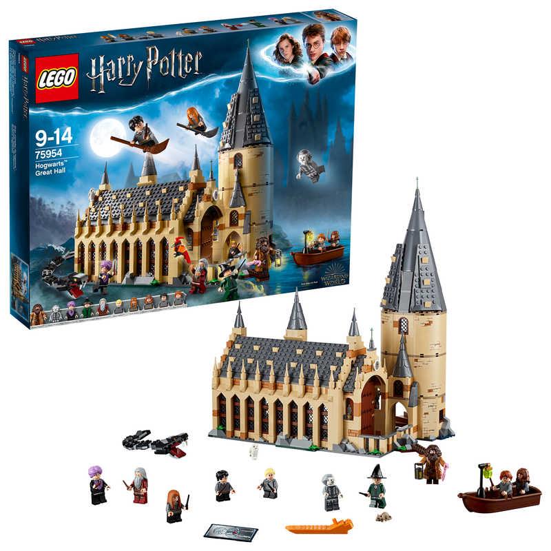Neu Lego 75954 Harry Potter: Die Große Halle Von Hogwarts™ 8005937
