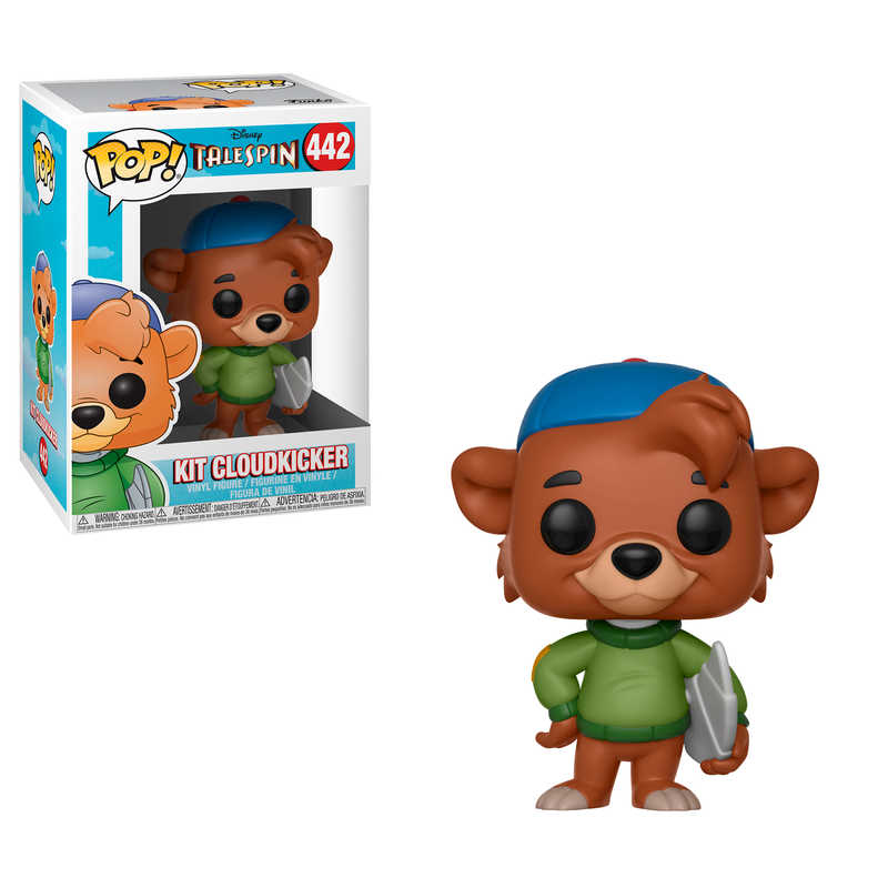 Pop! Vinyl: Disneys Talespin - Kit Cloudkicker