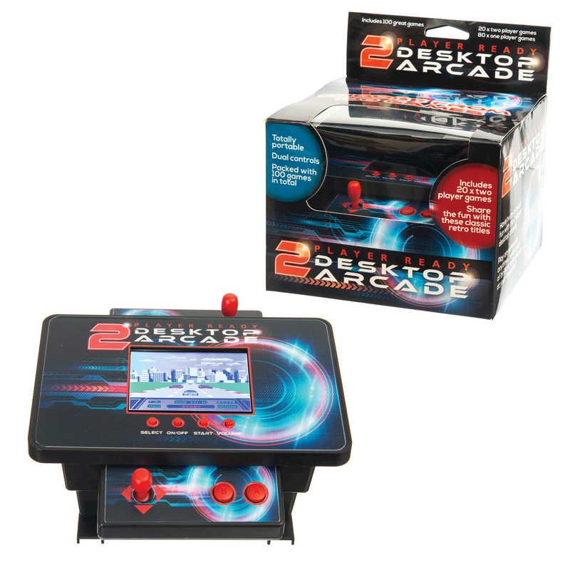 2 Player Arcade  Machine