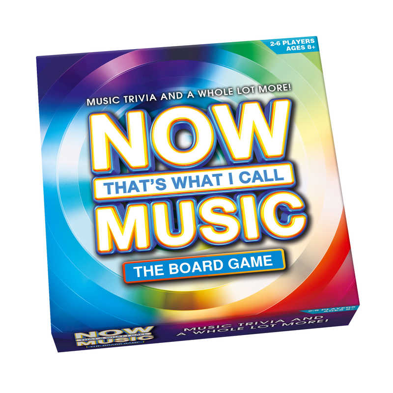 Now That?S What I Call Music Board Game