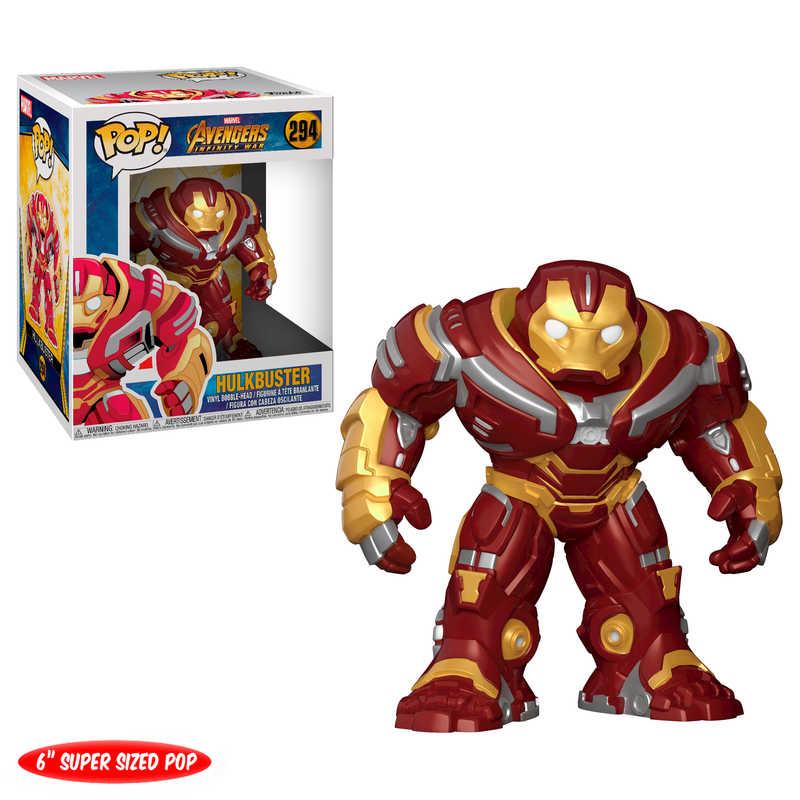 Pop! Vinyl: Infinity War - 6 Inch Hulk Buster