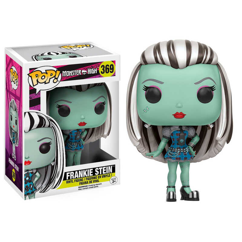 Pop! Vinyl: Monster High   Frankie Stein