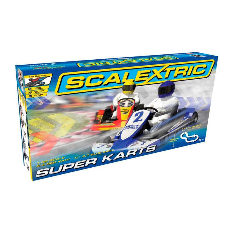 Scalextric C1334 Super Karts