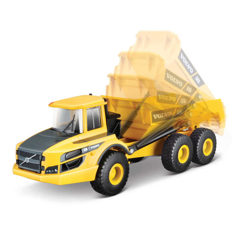 1:50 Volvo A25g Articulated Hauler