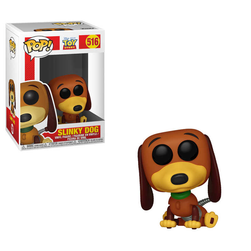 Pop! Vinyl: Toy Story - Slinky