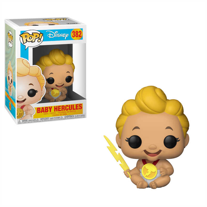 Pop! Vinyl: Hercules - Baby Hercules