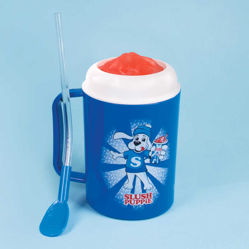 Slush Puppie Making Cup
