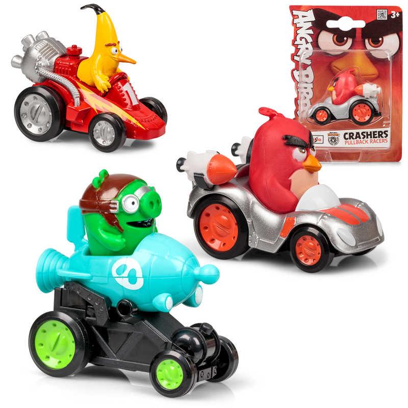 Angry Birds Crasher