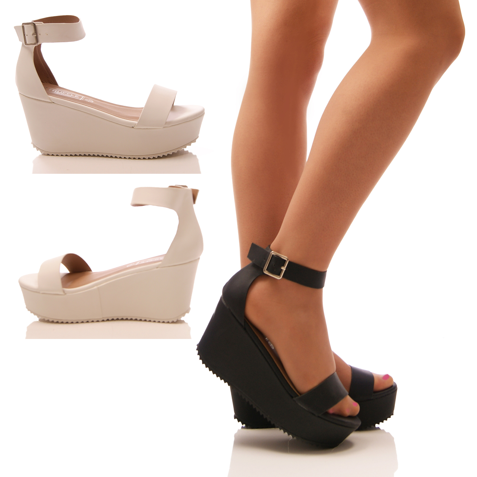 Mujer Zapatos Zapatos Zapatos Mujer Plataforma Mujer Plataforma Plataforma Plana Plana 3q4AR5jL