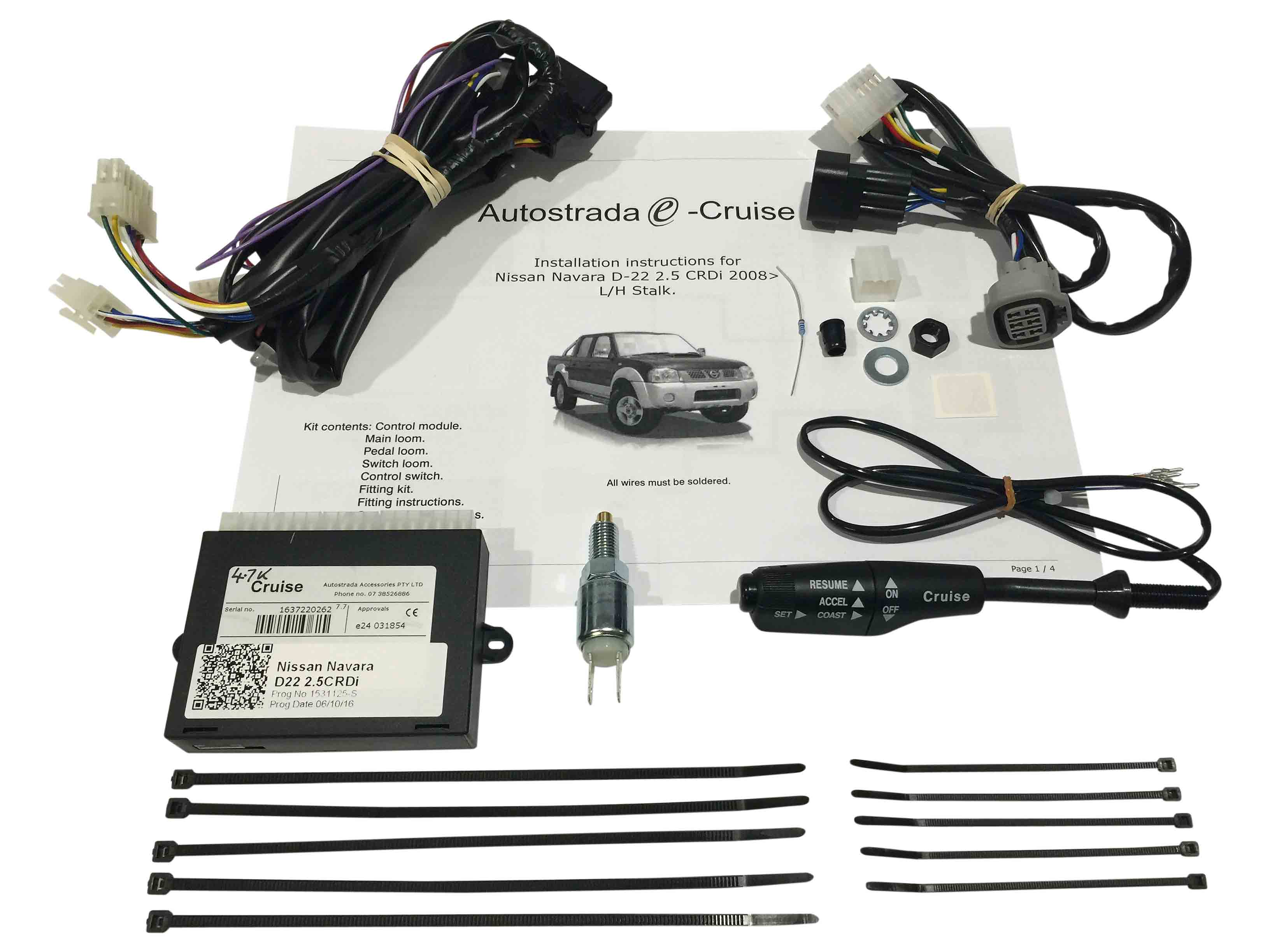 ecni02s__1 car & truck cruise control units ebay ap60 cruise control wiring diagram at n-0.co