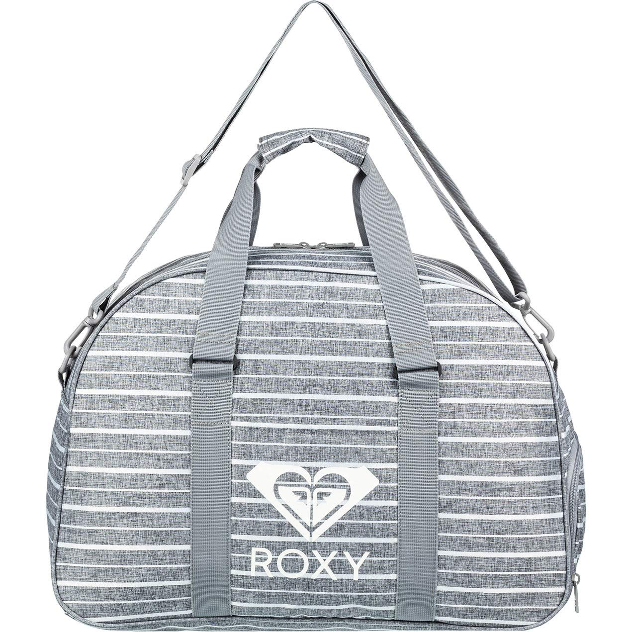 5b0ed85936 Details about Roxy Feel Happy 35L - Medium Sport Holiday Travel Duffle Bag