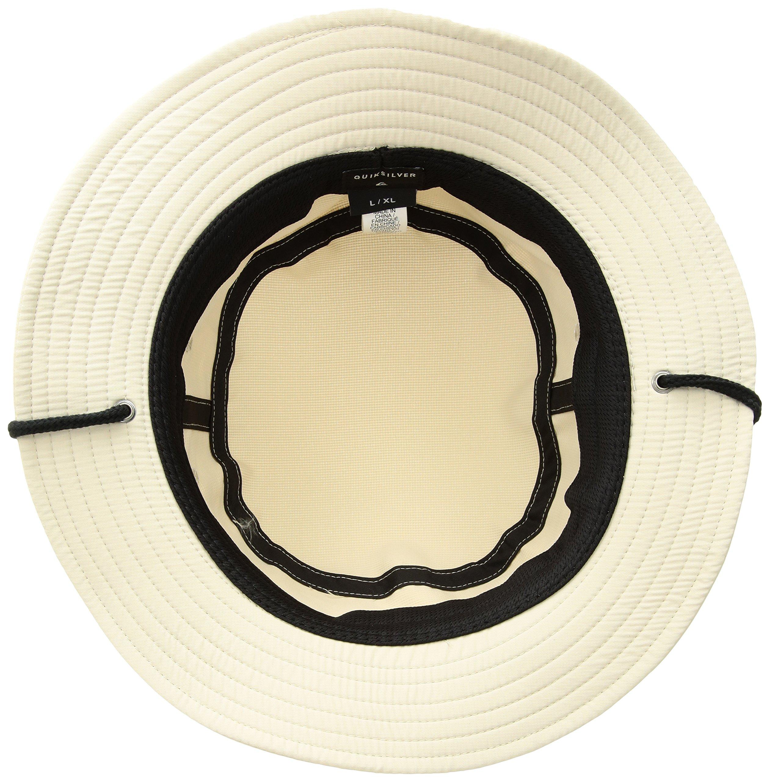 a59b9f918c177 Quiksilver Bushmaster Light - Bucket Spring Summer Sun Hat with Chin  Strap(S-XL)