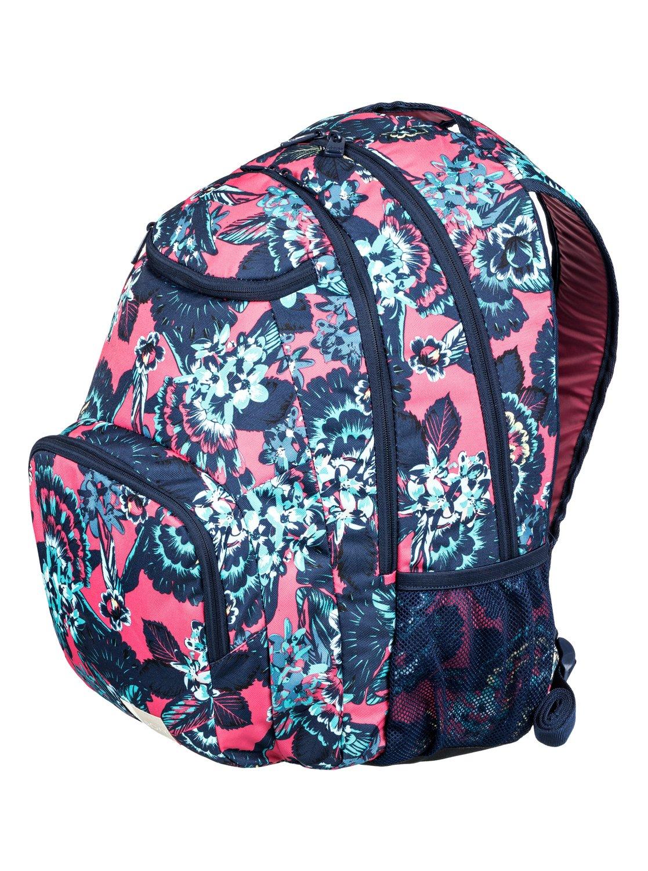 Rouge Swell Mahna Backpack Roxy Red Medium Erjbp03644 Women's Shadow u3T1JclFK