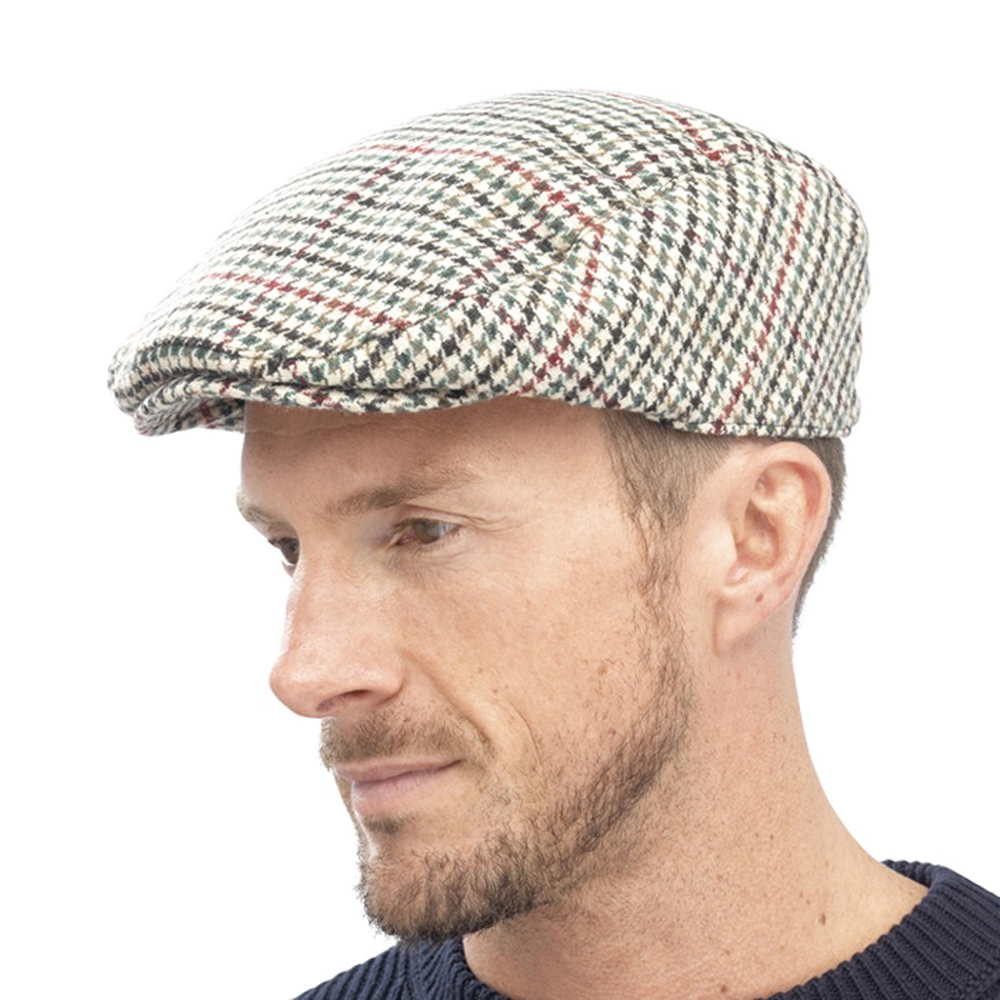 f7da55976ea Tom Franks Mens Stylish Fashion Country Flat Cap Hat GL228
