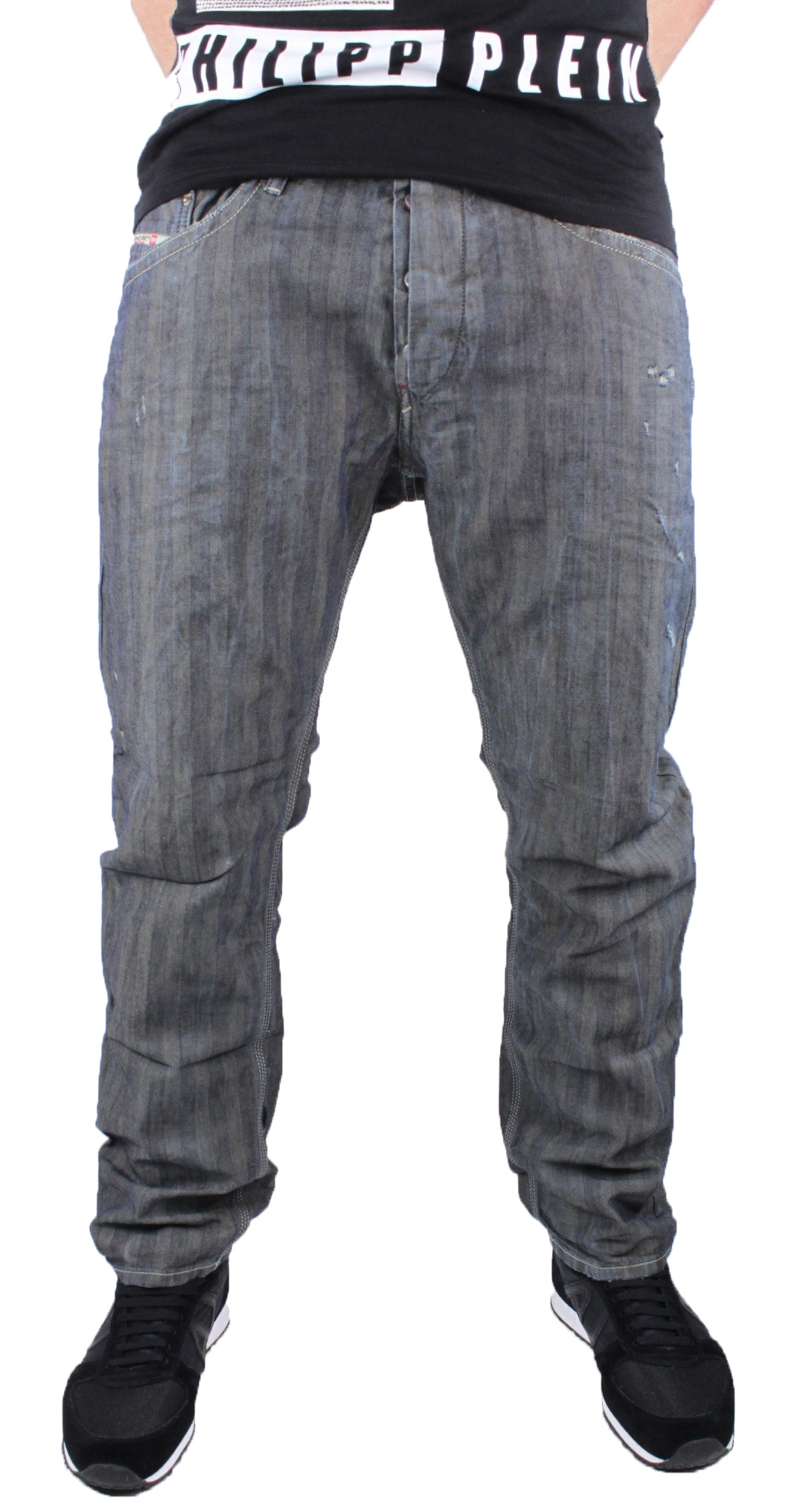 Diesel Braddom 660R Jeans blue 0660R men