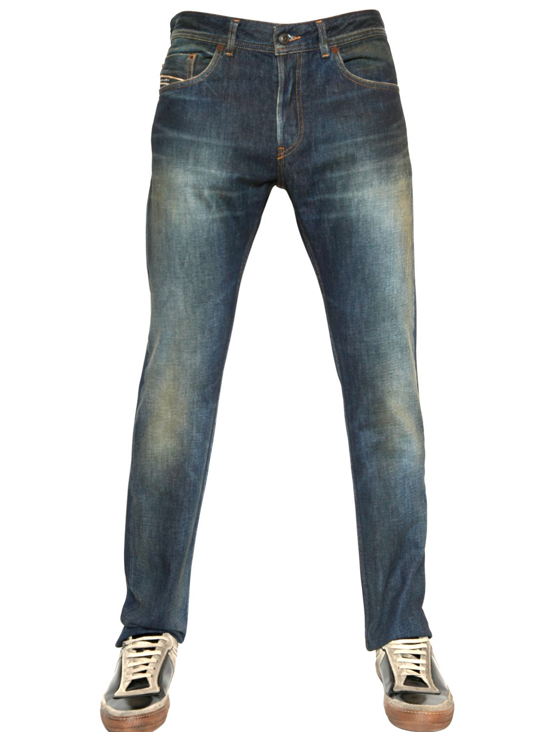7744ccfd988f43 Details about Diesel Black Gold Excess-Selvedge 86M Jeans