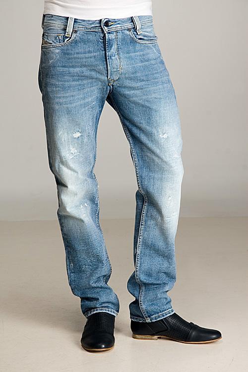 Diesel-Mens-Jeans-Heeven-0071J-Blue