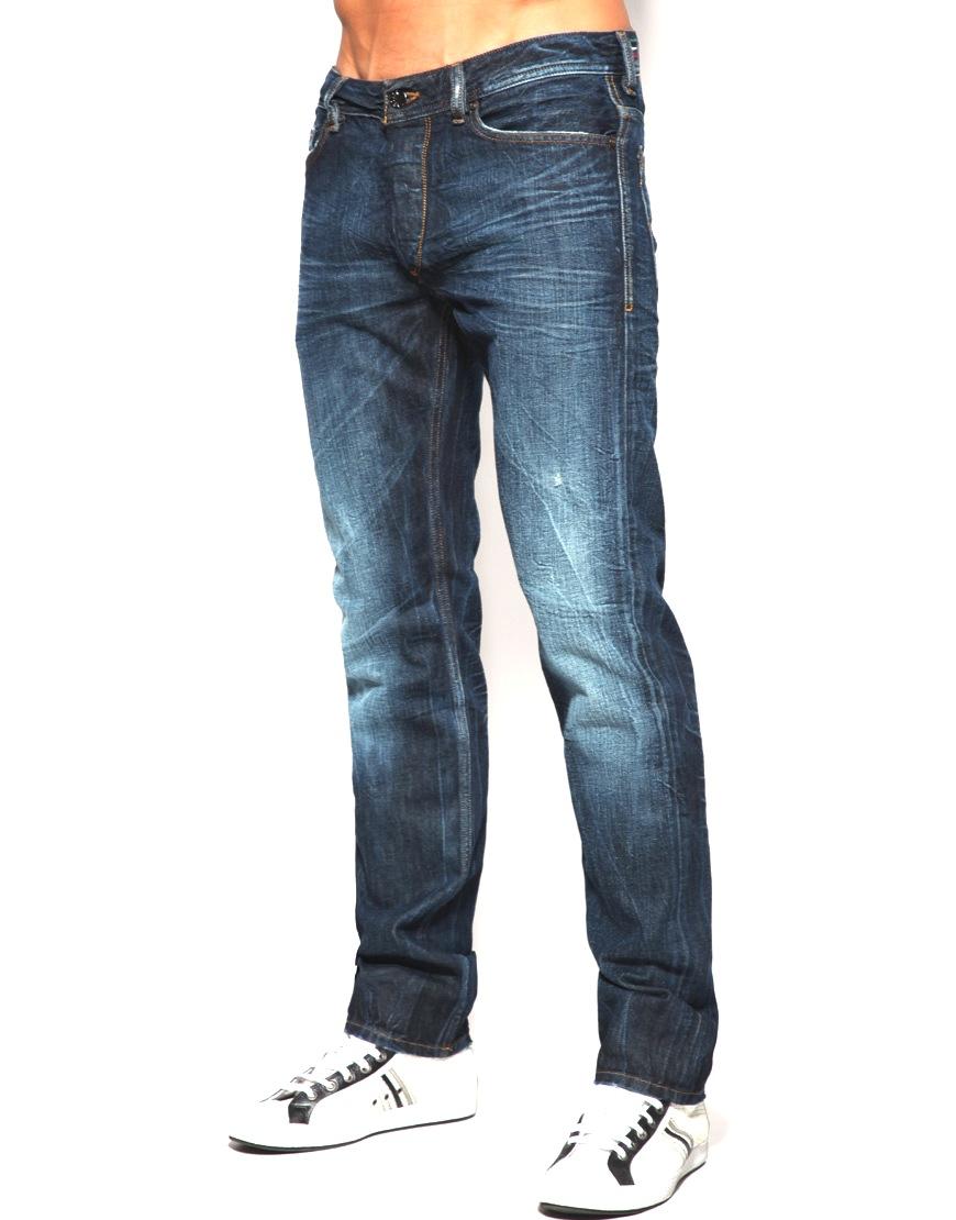 Diesel Mens Jeans Koolter 008SS bluee
