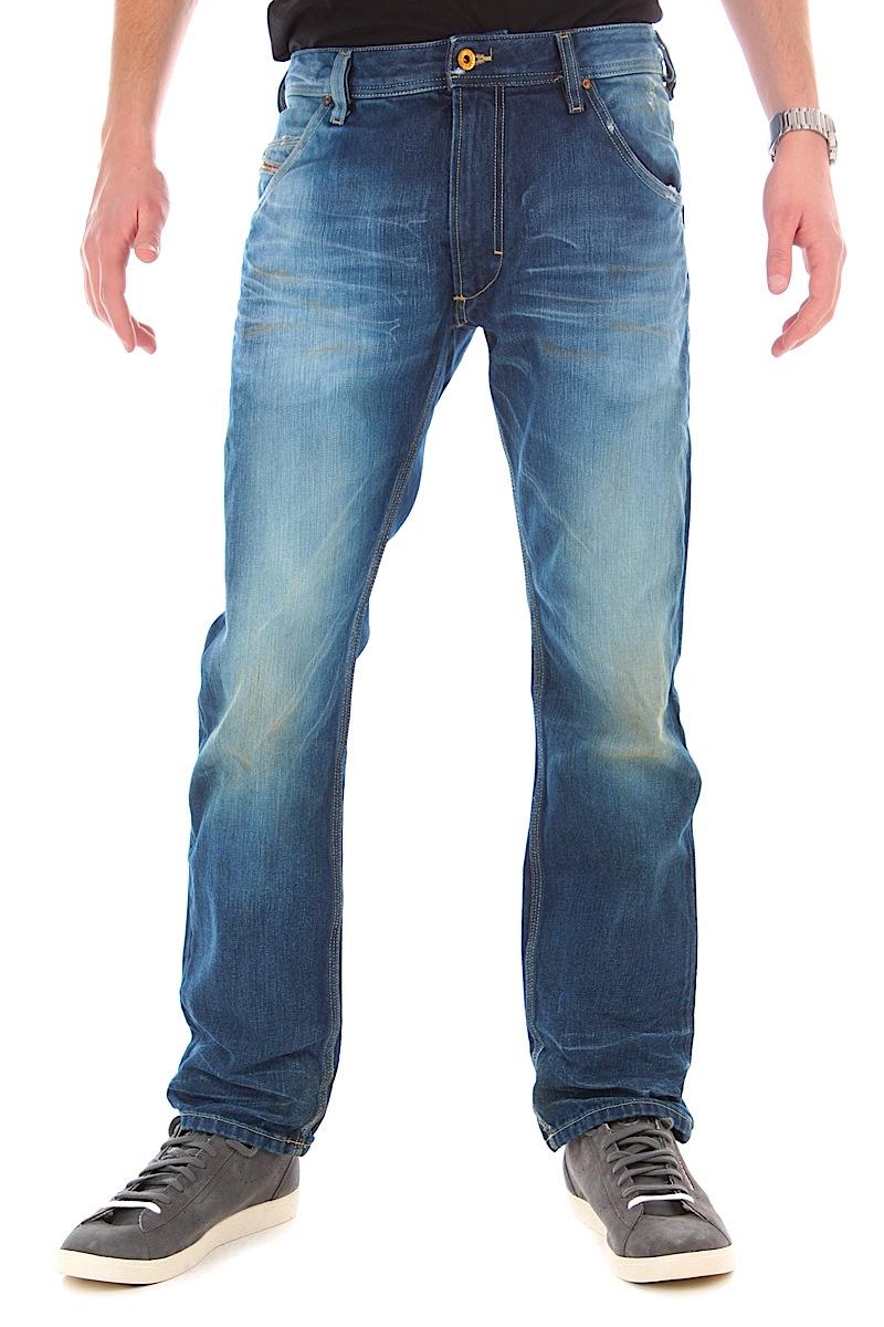 Diesel Krooley 8I2 Jeans blue 008I2 men