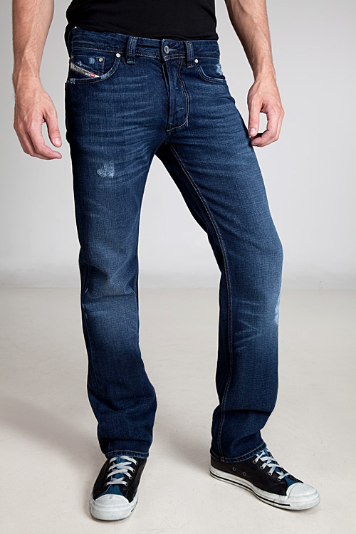Diesel Larkee 8TE Jeans blue 008TE men