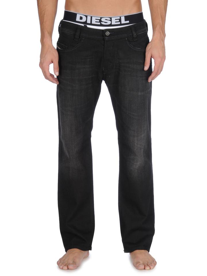 Diesel Poiak Poiak Poiak 8D4 Jeans Nero 008D4 Uomo ad3de0