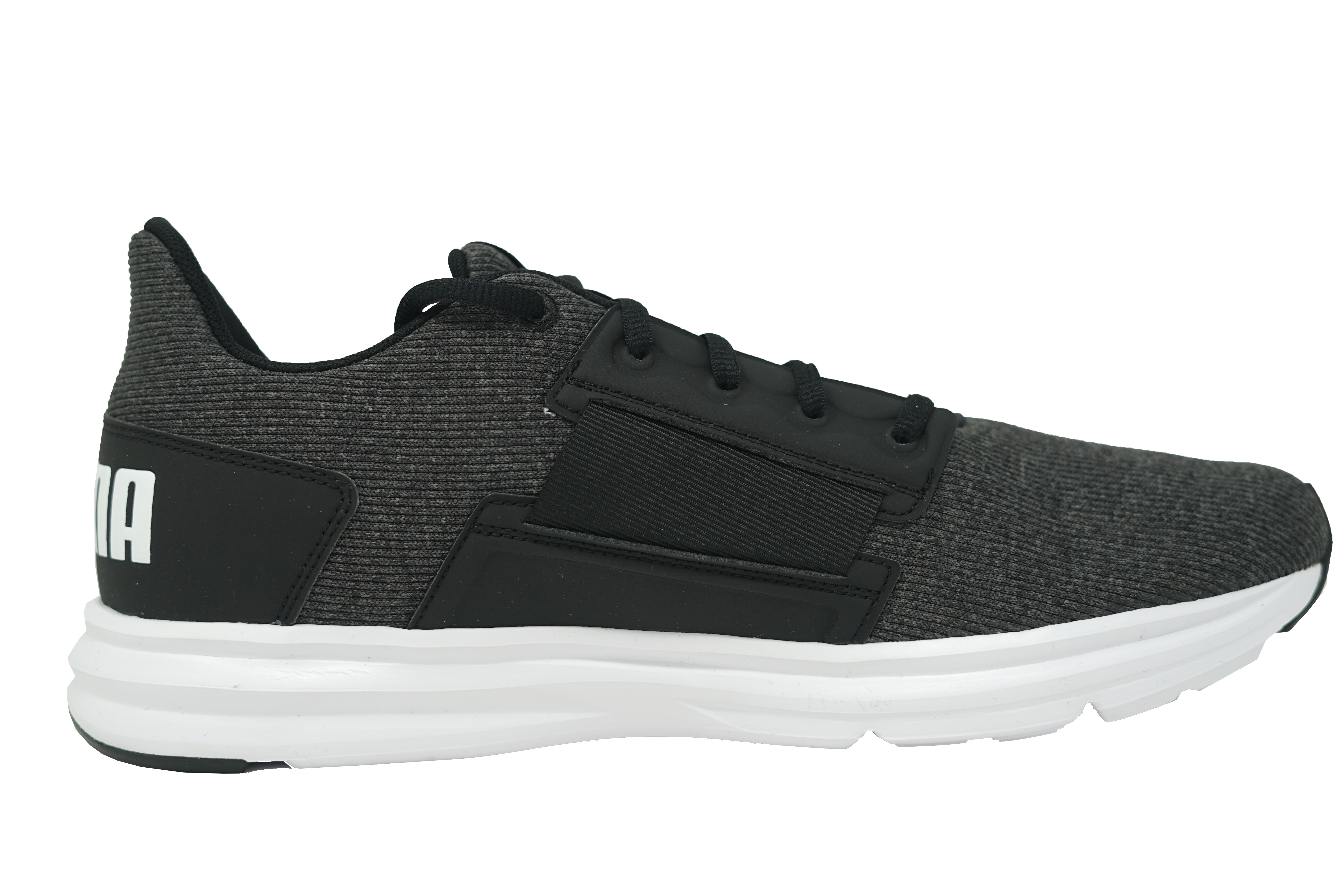 Details about Puma Enzo Street Knit Interest 191076 01 Trainers