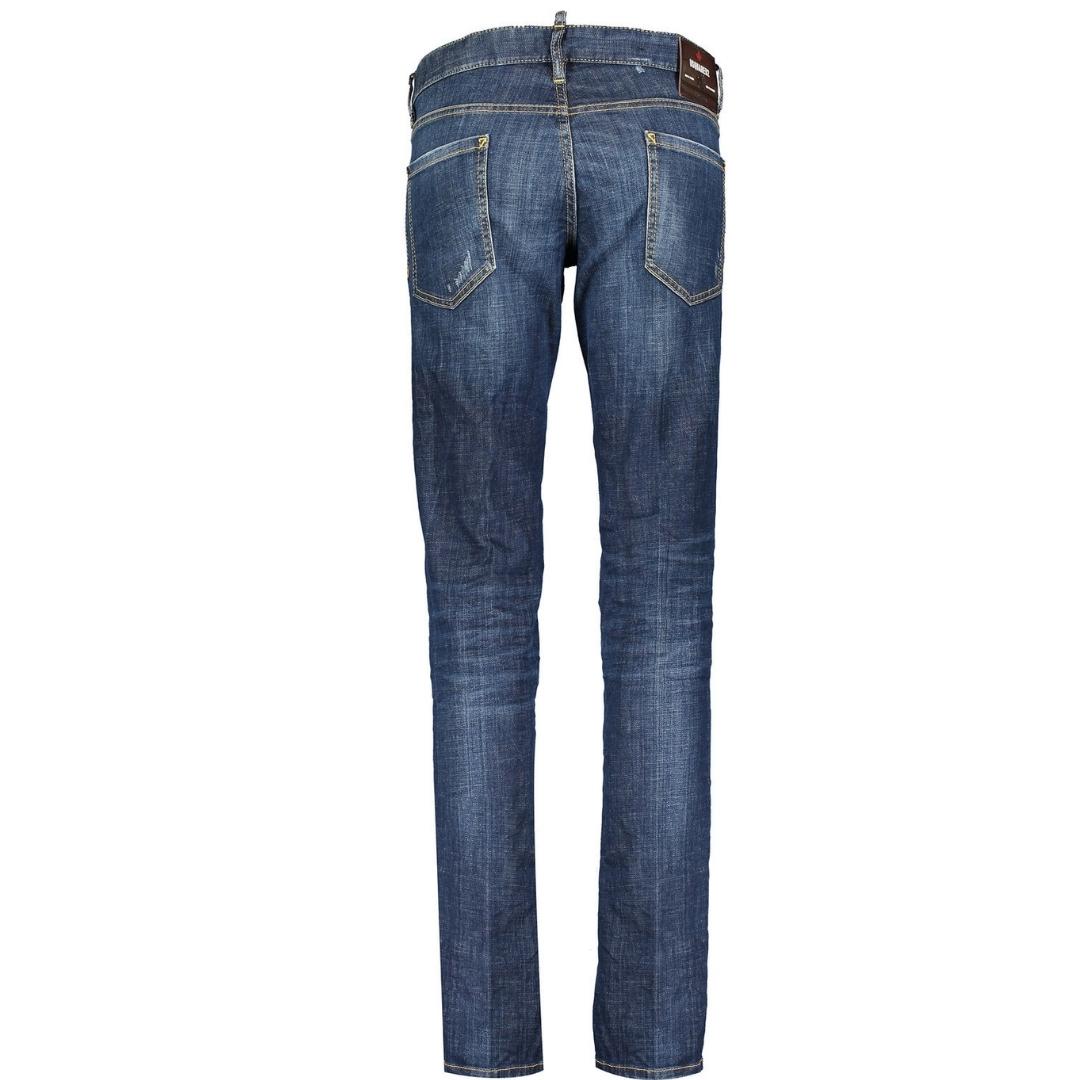 3f78745d1c DSquared2 Slim S74LB0131 S30342 470 Jeans 8058320718077