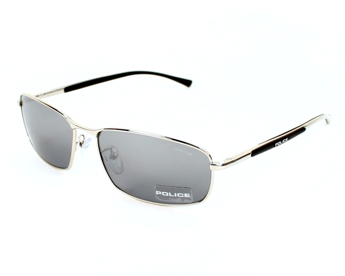 Police S8650 579X Aviator Sunglasses