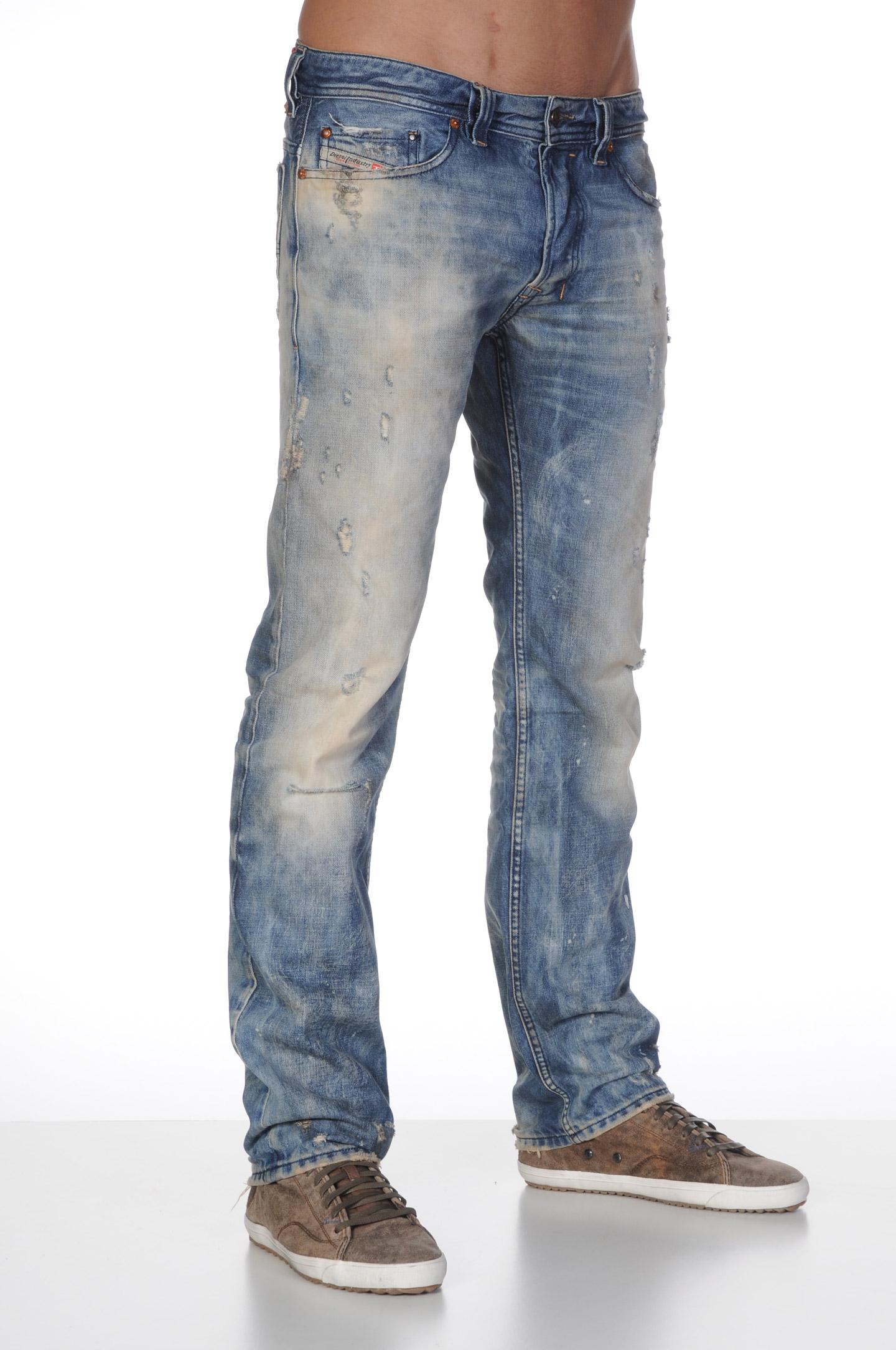diesel jeans safado 886p regular slim fit straight leg 0886p. Black Bedroom Furniture Sets. Home Design Ideas